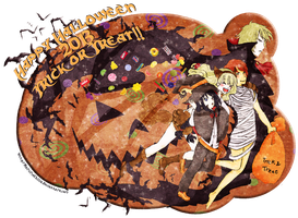 CR Event HALLOWEEN: TRICK or TREAT?! by MarumeChiisa