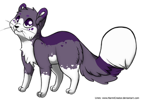 8 point adopt OPEN by PaintedPonyAdopts