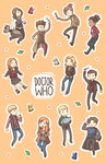 doctor who? by noir-hearts
