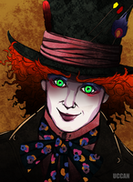Mad as a Hatter by Uccan