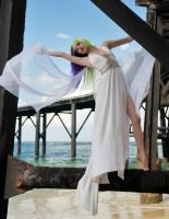 Kate - beach fairy 2 by wildplaces