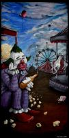 THE CLOWN by johnnyBgood007