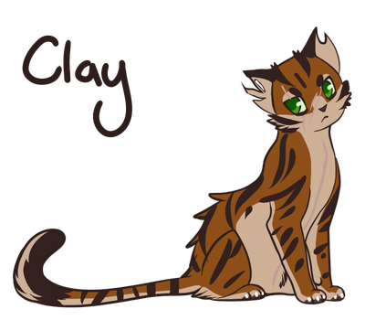 Clay Reference by ScarredClay