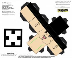 GL 10: Doiby Dickles Cubee by TheFlyingDachshund