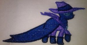 Mare Do Well Embroidery by EthePony
