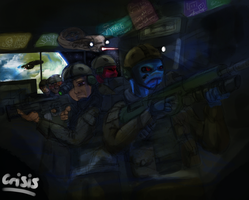 Search Operation by CrisisOmega