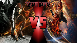 Delsin Rowe vs James Heller by Dynamo1212
