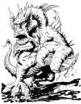 Fin Fang Foom by BROKENHILL
