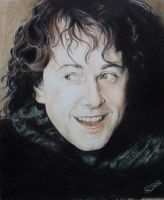 Pippin LOTR by HEXEnART