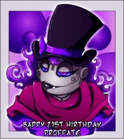 Birthdayicus by Zeurel