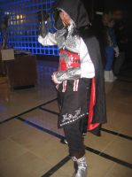 Anime Vegas Assassin's Creed by Demon-Lord-Cosplay