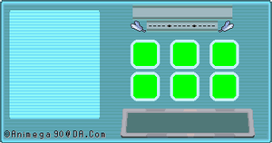 SoulSilver Trainer Card Base by animega90