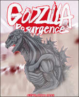 Godzilla Resurgence by Arrancarfighter