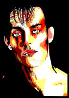 Peter Murphy by Ziggster