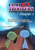 comi troopers EX chapter3 by Comixo