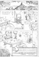 Knuckles: The Great War by Pachamac