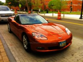 Corvette by twilson390
