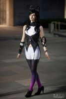 RWBY- Blake Cosplay by kazeplay