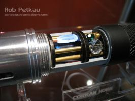 Corran Horn's Lightsaber inner workings by Madcow-Genesis