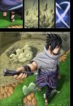 Sasuke enters the battlefield by diabolumberto