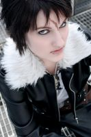 Squall - lonely hero by MiraiSadame