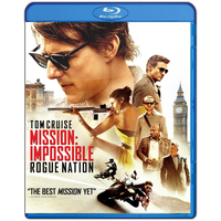 The Mission Impossible Rogue Nation by prestigee
