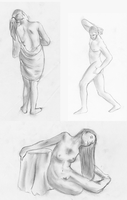 Quick Life Drawing by Judan