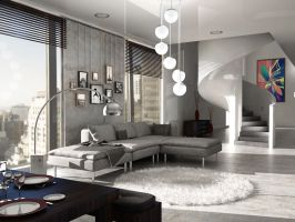 Interior Example by MadeInBerlin
