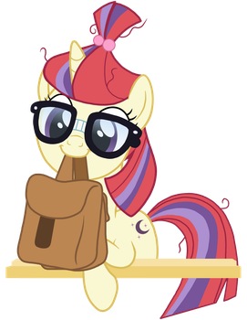 Adorable Moondancer Holding Bags by Torvusil