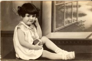 Vintage Child by SolStock