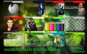 Android Glass Folder Pack 04 by fandvd