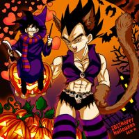 Halloween DB by nuooon