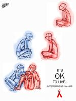 It's OK to Live by saskiye