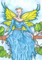 Lady of the Alder Tree by hello-heydi