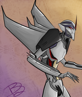 Starscream TFP by DeceptiveShadow