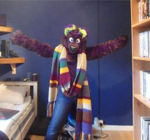 Reskell scarf photoshoot 1 by Lockian