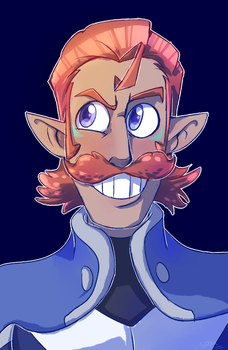 Coran by InvaderShego