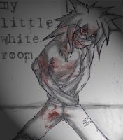 My Little White Room by VoodooWolf666