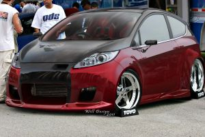 Ford Fiesta by WillCarDesign