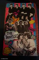School planner side 1: Beatles by lollipop-socks