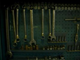 Tool Box by MikePetrucci