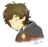 Frodo by Ami-Cat