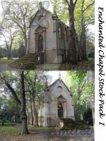 enchanted chapel stock pack I by Amliel