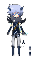 Custom adopt for Shinshi-Sasaku-Kun by Ichuiin
