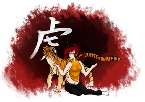 BE: Year of the Tiger by IKArtStudios