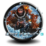 Lost planet 3 icon x2 by s7 by SidySeven