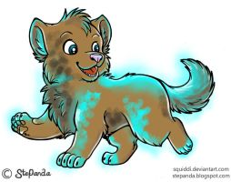 puppy adopted higer resolution by TailTehEeveelution