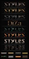 Text styles - 61 by DiZa-74