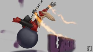 I came in WIFI like a wrecking ball by metalliam