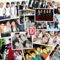 PhotoCollage_One_Direction by SonicMiku16